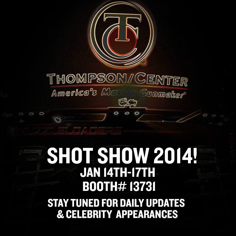 SHOT SHOW 2014 LAS VEGAS USA