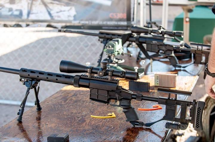 Новые винтовки Каракал Caracal