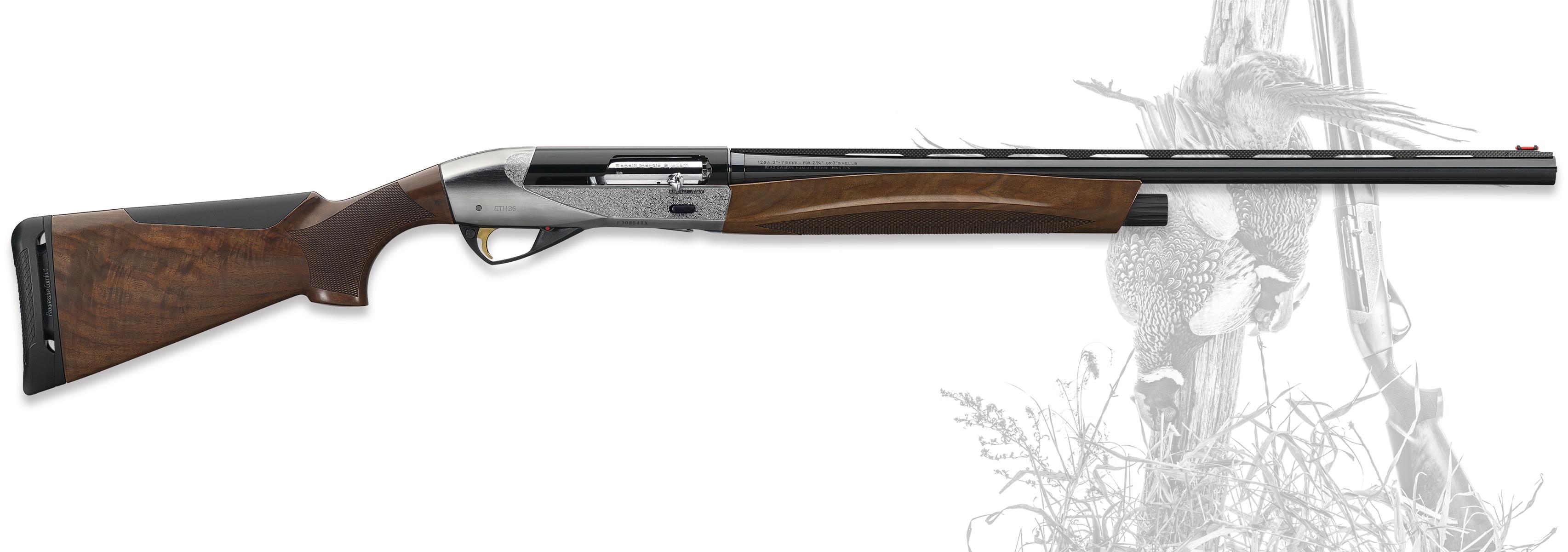 BENELLI ETHOS - гладкоствольное охотничье ружье Бенелли Этос 2013-2014