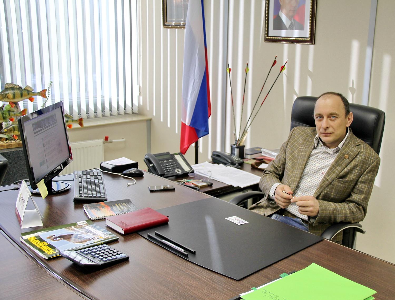 Антон Евгеньевич БЕРСЕНЕВ Руководитель Охотдепартамента Министерства природы и экологии России