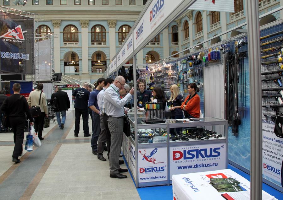 Дискус - DISKUS - снаряжение для подводной охоты