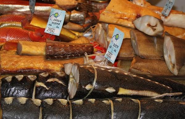 Выставка в Крокус ЭКСПО Охота - Рыбалка - Отдых 2014