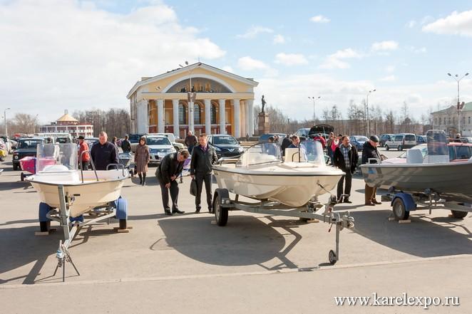 Рыбалка 2014 откроется в петрозаводске