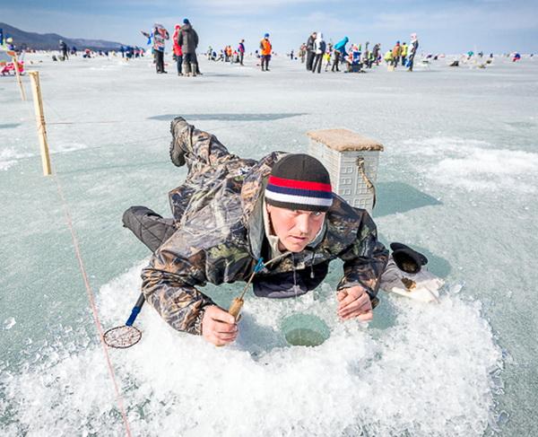 соревнования по рыбной ловле в бурятии