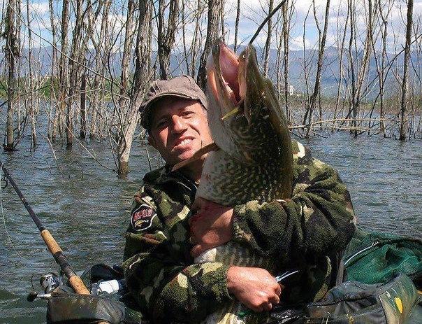 Рыбалка на что ловить в мае 2016