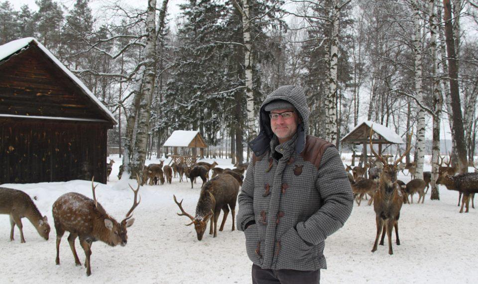 Благородный олень: К открытию охоты на благородного оленя будь готов!