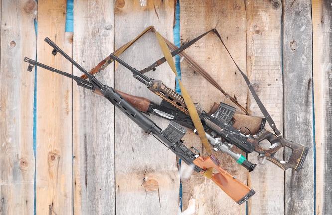 Ружья обзор нарезное оружие