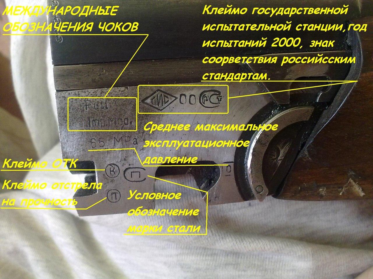 Гладкоствольное охотничье ружье ТОЗ-34