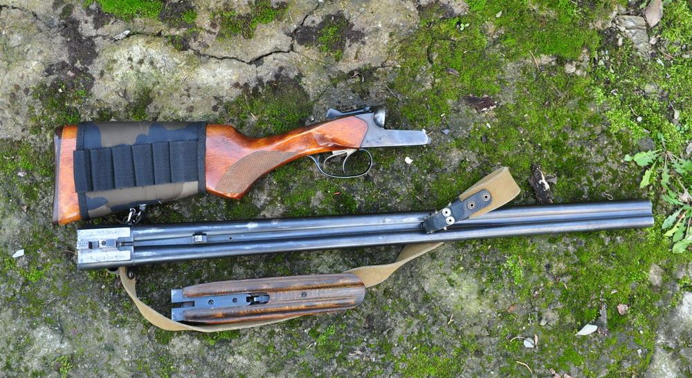 Охотничье ружъе ИЖ-43, МР-43