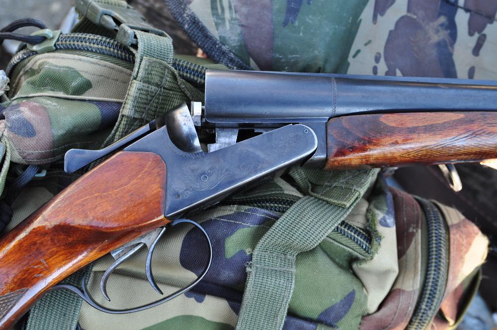 Двустволка охотничья ИЖ-43