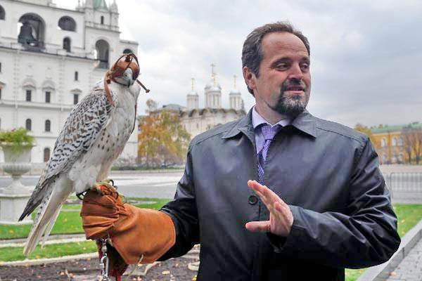 Министр экологии и природных ресурсов Сергей Донской