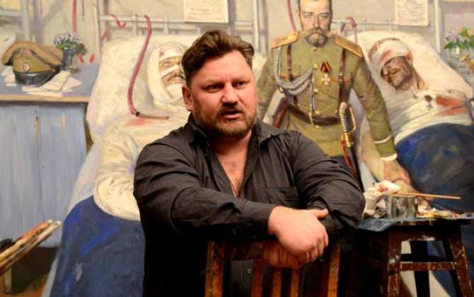 Умер Павел Викторович РЫЖЕНКО - Заслуженный художник России
