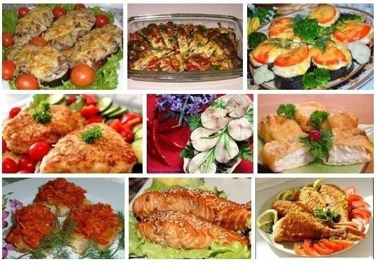рыбные блюда порционной сковороде рецепты приготовления
