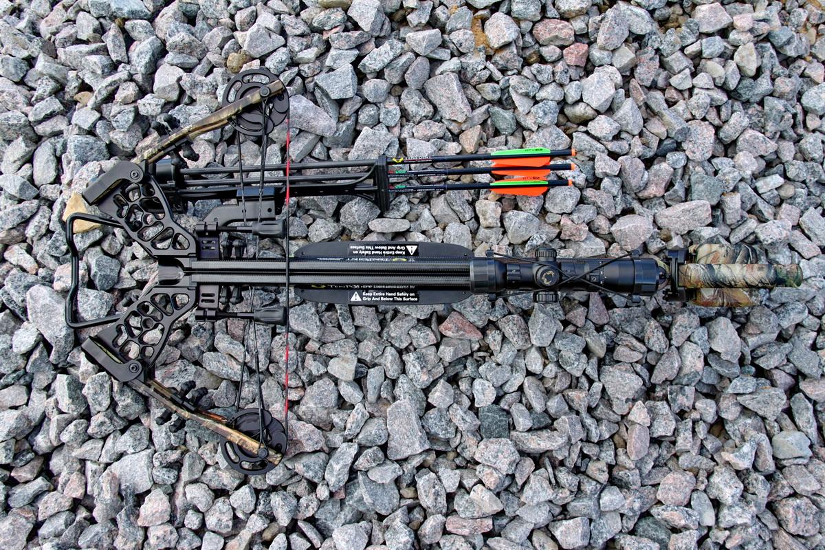 Охотничий арбалет Ten Point VAPOR - Андрей Шалыгин Nexplorer, фото Ольга Фрунзэ