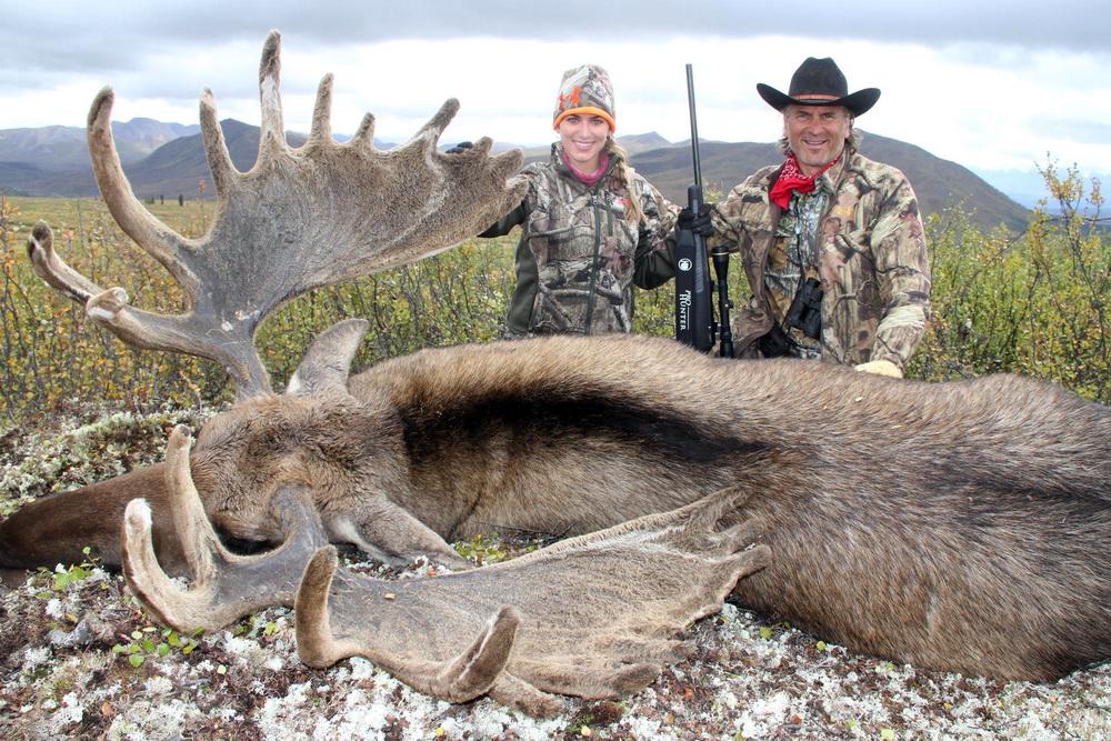 Охота на лося на Камчатке, охота на лося на Аляске