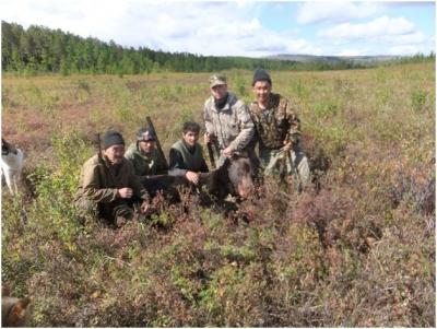 Фото: Управление по охране животного мира Амурской области