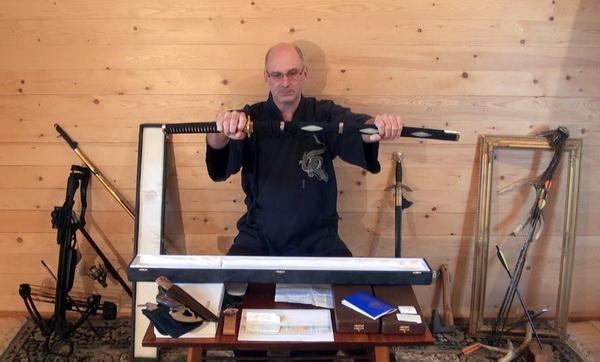 Японский меч, японские стали, японские ножи