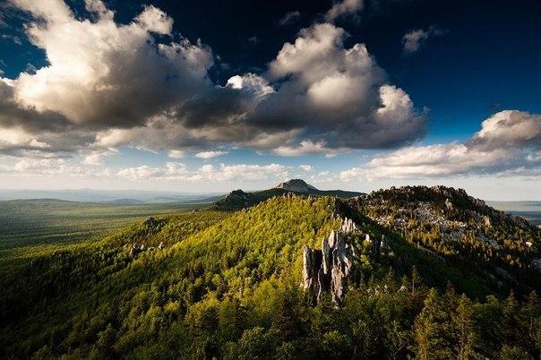 Златоустье: Национальный парк Таганай - сокровище уральских хребтов