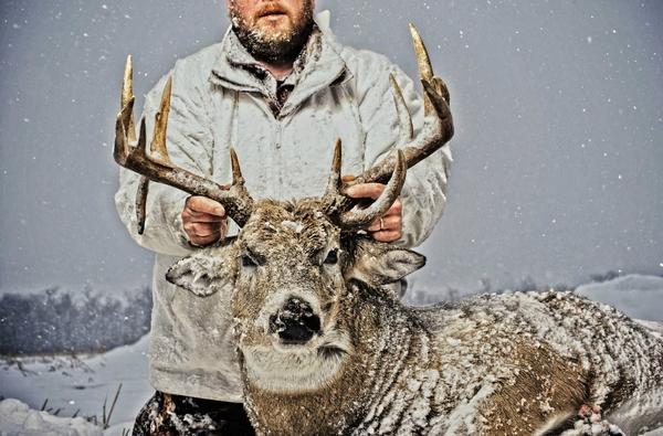 Лучшие фотографии охоты журнала Petersen s Hunting