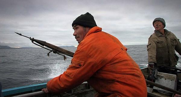 как чукча ловит рыбу