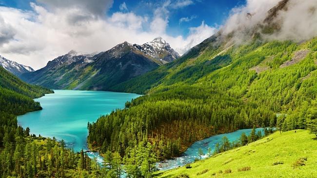 Озера Алтая