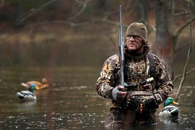 Реальный камуфляж для охоты