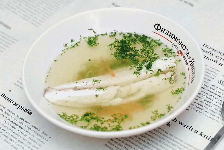 рыбный суп из красной и белой рыбы рецепт