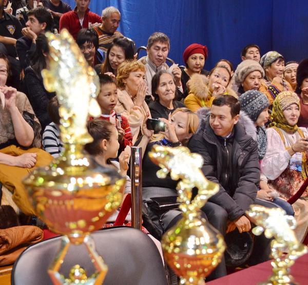 Зима начинается в Якутии - фестиваль начала зимы в Якутске