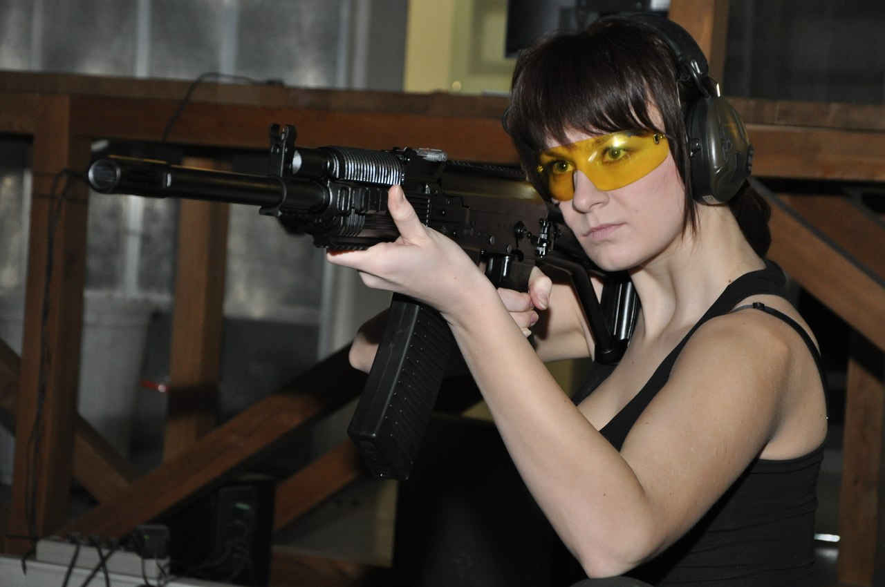 Будина Мария Валерьевна - Право на Оружие