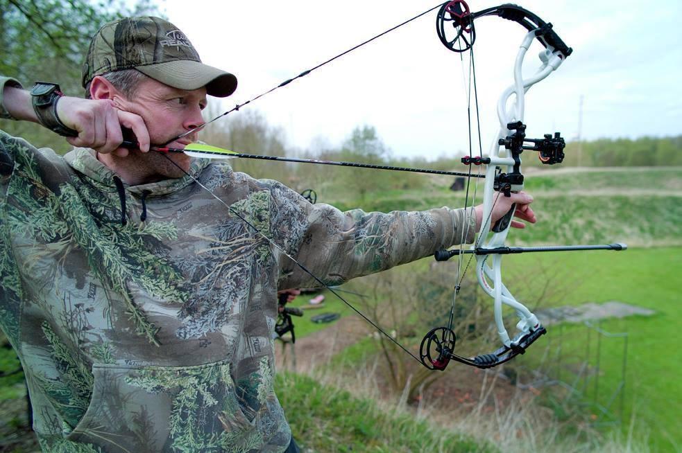 Охотничьи луки определение вытяга и тайминга лука