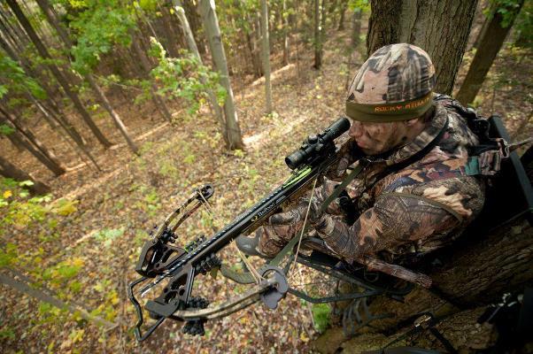 Охота с арбалетом