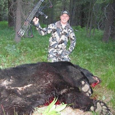Охота с луком и арбалетом в России