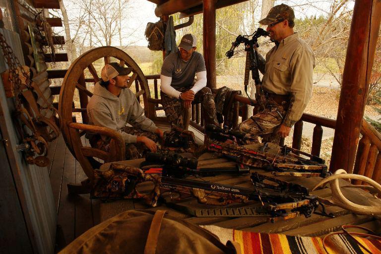 Ten Point охотничьи арбалеты Тен Пойнт выпускаются одной семьей, которая считает что не имеет компромиссов
