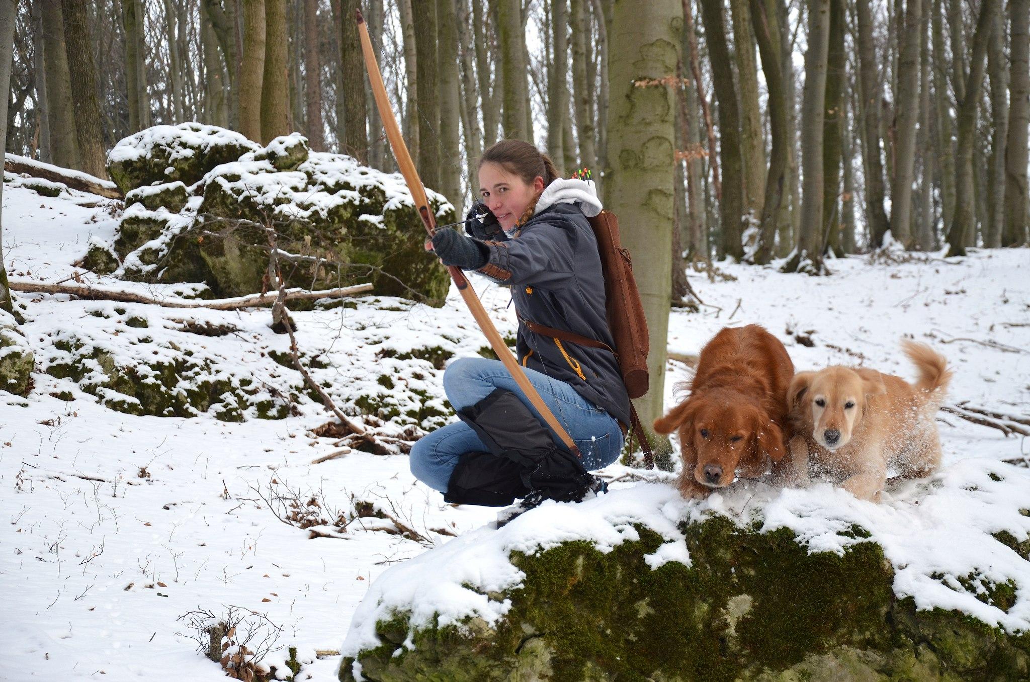 Охота с охотничьим луком, как выбрать охотничий лук, как охотиться с луком, охота с луком