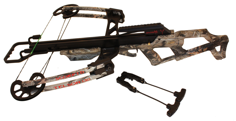 Scorpyd Telson Crossbows