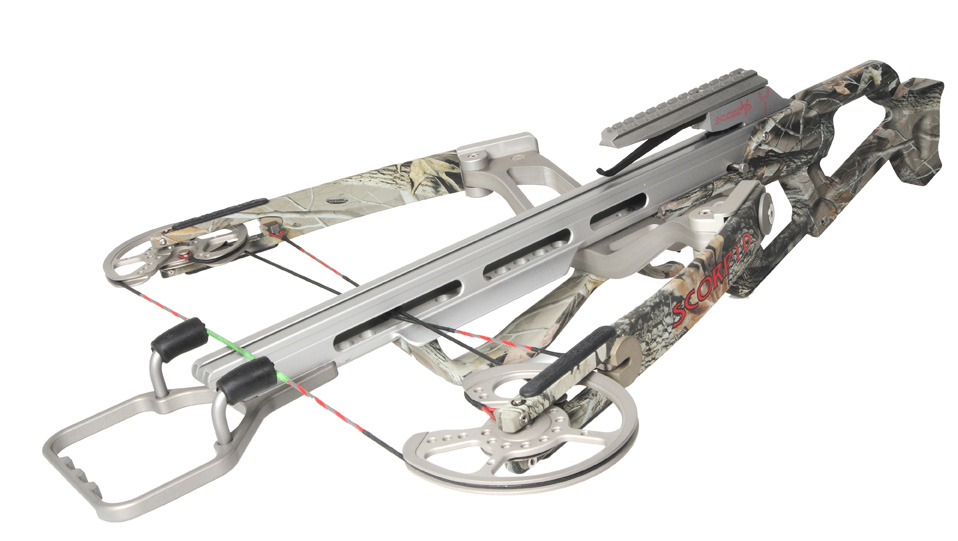 Scorpyd Ventilator Crossbows