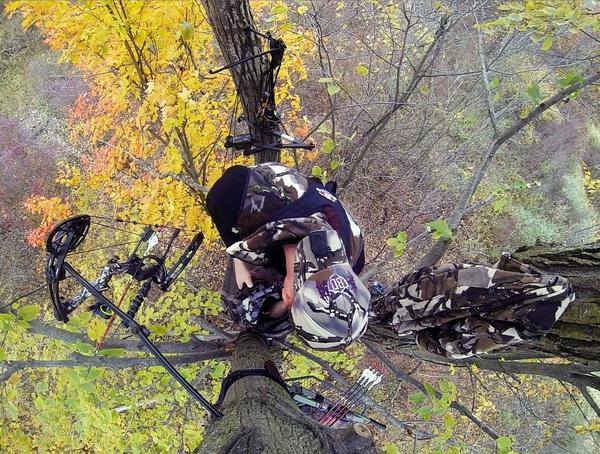 Охота на оленя с блочным луком Андрей Шалыгин www.NExplorer.ru