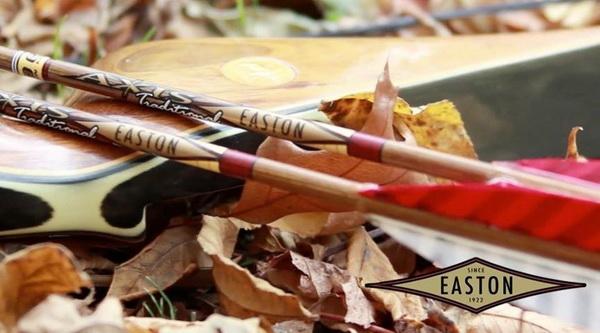 Карбоновые стрелы с натуральным оперением
