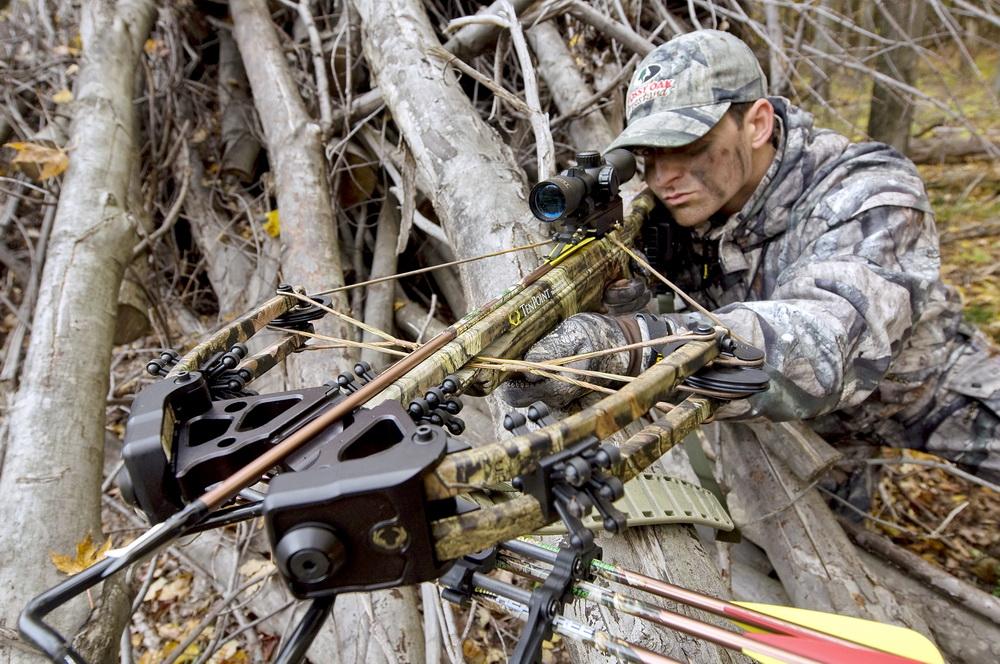 Арбалеты - рейтинг охотничьих арбалетов, арбалеты Тэн Пойнт