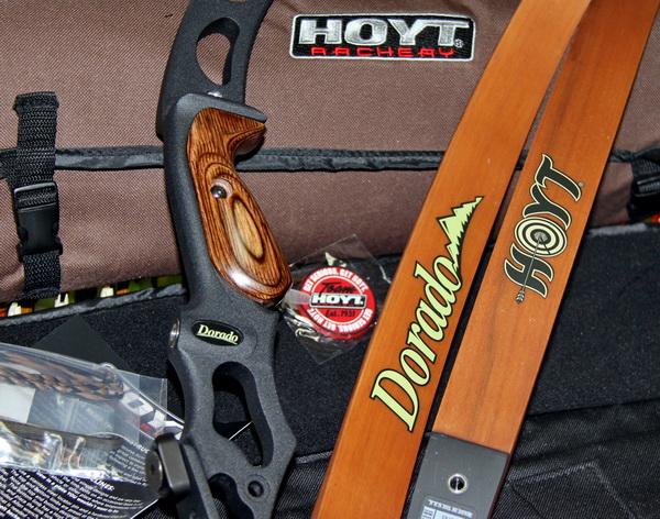 Хойт Дорадо - классический лук для боуфишинга Hoyt Dorado