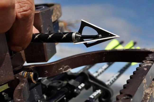 Охотничьи наконечники для охотничьих арбалетов
