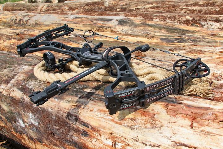 Охотничьи луки HOYT - Лук HOYT Spyder 30 Archery Охота с луком в России Фото Ольга Фрунзэ