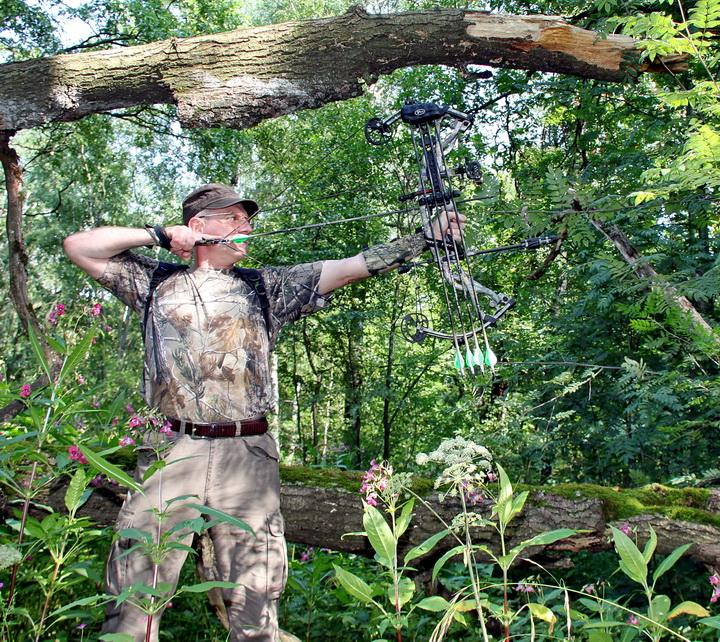 Охотничьи луки HOYT Archery Охота с луком в России