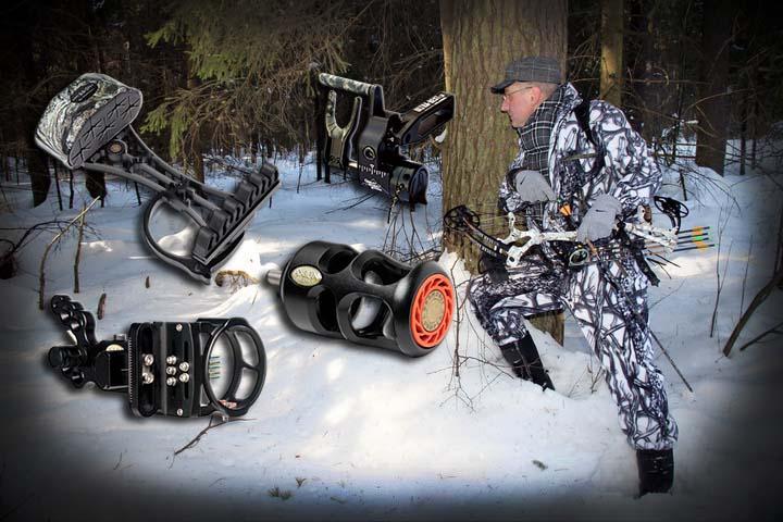 Лучшие в мире охотничьи луки и аксессуары к ним. Фото Ольга Фрунзэ