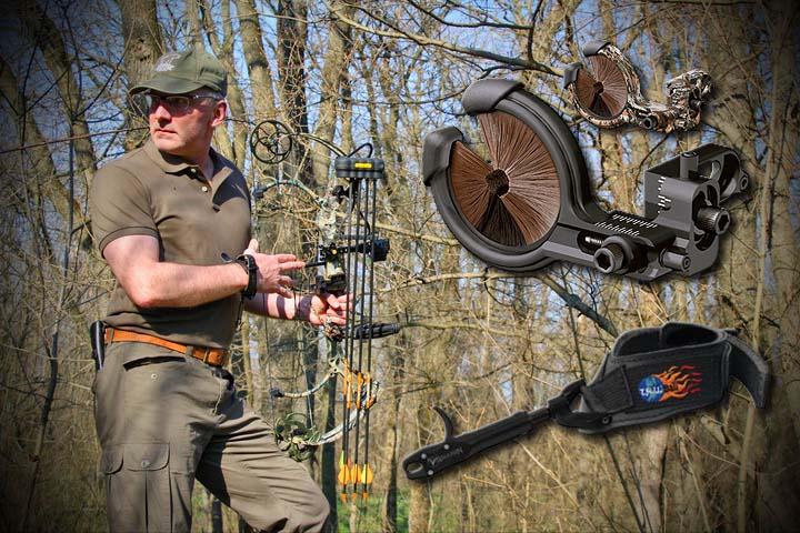 Охотничьи луки - как выбрать охотничий лук, полочку и релиз. Фото Ольга Фрунзэ