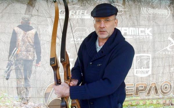 Как стрелять из традиционного классического охотничьего лука SAMICK SPORTS