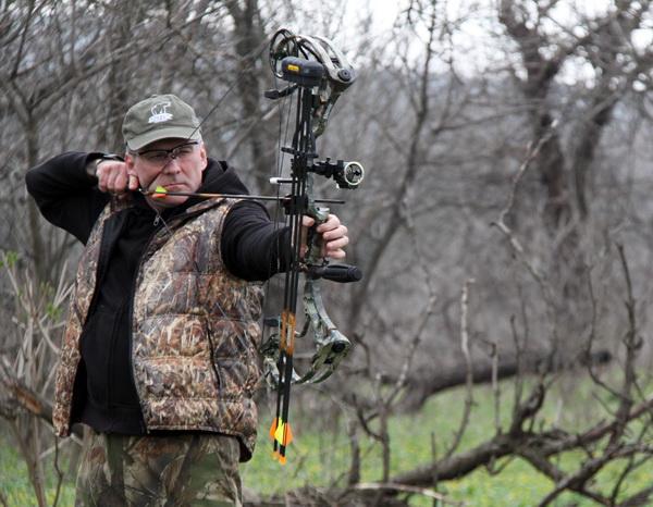 Определение растяжки охотничьего лука