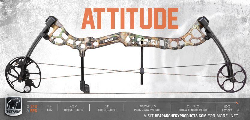 Attitude Bear - Охотничий лук