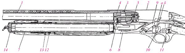 Схема затвора мц 21-12